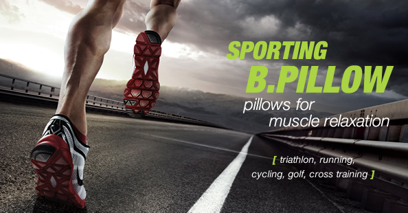 Bpillow Pillow for muscles relaxation