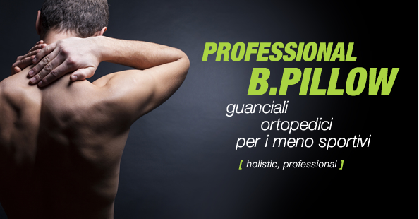 Guanciale Professional Ortopedico Bpillow